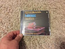 NEW SEALED PROMO Lovage: Music to Make Love to Your Old Lady By Instrumental CD