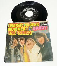 """THE TONICS """"Hugger Mugger Mummery"""" 1969 Deutsch-Beat PS 45 Fontana 60s Vinyl"""
