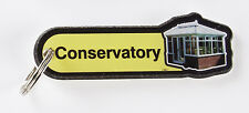 Conservatory Key Fob Key Ring By Find For Dementia & Alzheimers Use