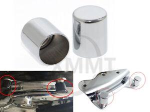 Motor Docking Hardware Point Covers For Harley Street Glide Road King FLHT FLTR