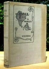 INDIA A PROBLEM 1902 Buddhism MUSLIMS Hindus BOMBAY Culture CHRISTIAN MISSIONS