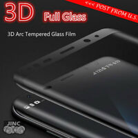 3D Curved Tempered Glass Screen Protector for SONY XPERIA XZ3 H8416 H9436 H9493