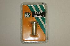 10 X WHITCO DOOR VIEWERS FULL BOX BRIGHT CHROME