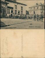 Ansichtskarte  WK1 Soldatenheim Offizierkasino 1917