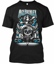 Ace Frehley Short Sleeve Cotton T-Shirt Tee Reprint All Sizes S-4XL DB370