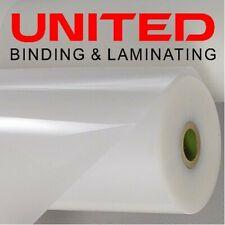 3 Mil Clear Gloss Standard Roll Laminating Film 12 X 250 1 Core Brand New