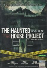 The Haunted House Project DVD (2010) Korean Movie _ English Sub _ Region 0