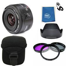 Yongnuo EF 35mm F2 C Wide Angle Lens Canon YN35mm PRO KIT T7I 77D T6I T6S 80D 6D