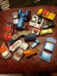 Job lot car assortment