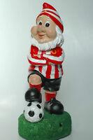 Sunderland Colours TALKING Football Gnome Novelty Gift