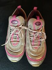 Nike air max 97 silver rosa n. 38 sneaker OTTIME CONDIZIONI