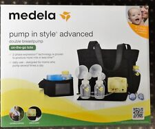 Medela Pump in Style Advanced Double Electric Breast Pump, Metro Bag #57063