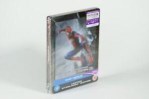 The Amazing Spider-Man 2 (Steelbook) Blu-ray Lenticular