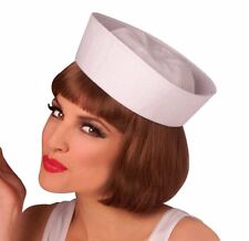 Popeye Sailor Captains Navy Fishing Marine Costume Two 2 Hats,