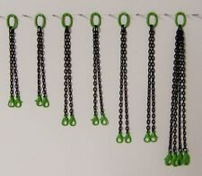 Evot - Crane Lifting Chains Authentic Sennebogen Green. Crane Accessories