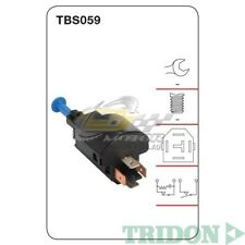 TRIDON STOP LIGHT SWITCH FOR Vectra 08/99-12/01 2.5L, 2.6L(X25XE, Y26SE)TBS059
