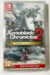 Xenoblade Chronicles 2 Torna The Golden Country Nintendo Switch 2017  Sealed New