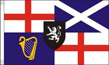 LORD PROTECTORS FLAG 5' x 3' Cromwell England Scotland Ireland