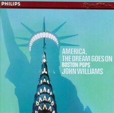 America, The Dream Goes On by Aaron Copland ; Morton Gould ; Leonard Bernstein..