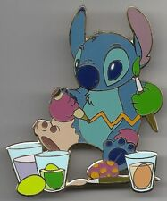 Disney Auctions STITCH Easter Jumbo #2 A/P Artist Proof LE1 GOLD Pin