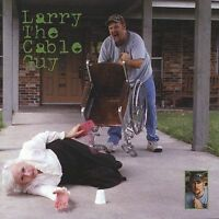 LARRY THE CABLE GUY - LORD, I APOLOGIZE ORIGINAL ISSUE  w/ sticker sealed new!