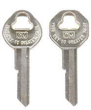 GM 1966  Oldsmobile  Toronado  Key Blanks