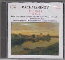 RACHMANINOV THE BELLS THE ROCK  CD