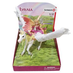 Schleich Bayala Fairy Freya & Pegasus Unicorn Collectable Fantasy Figure Ages 3+