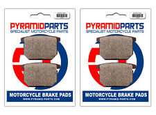 Suzuki GS 650 Turbo XN 1983 Front Brake Pads (2 Pairs)
