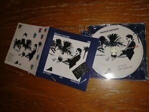 FRANCO BATTIATO RARO CD anno 2008 la voce del padrone PRIMA EDIZIONE REMASTERED