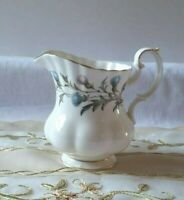 Royal Albert BRIGADOON Bone China Large Creamer 8 OZ - England