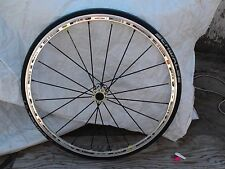 Mavic R-Sys SSC Carbon spoke road bike rear wheel