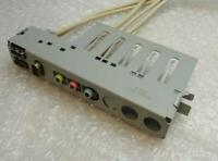 HP Compaq 5002-9882 Presario SR1000 USB Audio Front IO Ports / Cables