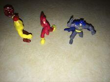 """McDonald's 2011 DC Comics Batman, Flash, Firestorm Figures 2"""" Buy 3 Get 4th Fre!"""