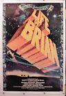 "Monty Python's Life of Brian film vintage movie poster 24.25"" X 36.25""NOS (b491)"