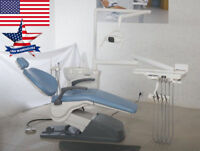 IN USA Dental Unit Chair Computer Controlled TJ2688 A1 4Holes 110V FDA Blue CE