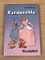 Vintage Disney Ladybird Cinderella Princess Mini Story Book 1985 First Edition