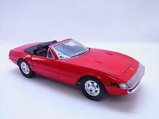 LOT 56894 Solido Ferrari 365 GTS-4 1991 1:18 Modellauto rot