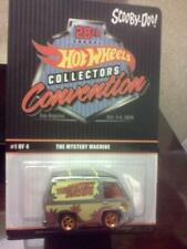 2014 Hot Wheels LA CA 28th Convention #1 series Scooby Doo Mystery Machine