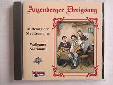 Volksmusik Aus Werdenfels von Anzenberger Dreigsang,Mittenwalder Maultrommler CD
