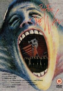 The Wall- Pink Floyd  DVD