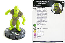 Heroclix - #011 Stone Men of Saturn-The Mighty Thor