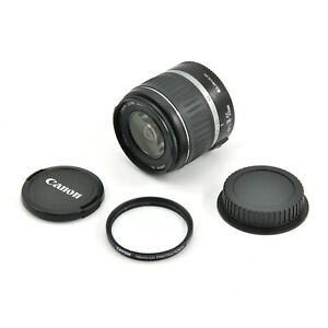 Canon EF-S 18-55mm F3.5-5.6 II Lens For Canon EF Mount! Good Condition!