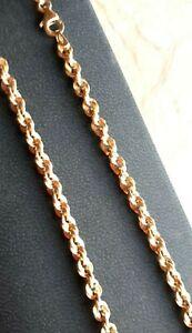 Anker Halskette 585 von Diemer 50cm