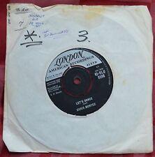 """Chris Montez – Let's Dance 7"""" – 45-HUL 9596 – VG"""