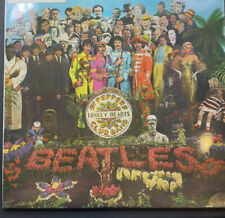BEATLES Sgt. Peppers Lonely Hearts Club Band /1967 England IMPORT Parlophone