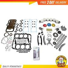 Engine Rebuild Kit Fits 02-03 Dodge Ram 1500 Jeep Liberty 3.7L V6 SOHC 12v