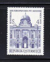 Austria 1972 MNH Sc 920 Mi 1385 Royal Palace, Vienna **
