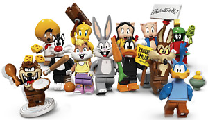 IN HAND! Lego 71030 Looney Tunes Collectible Minifigures CMF Taz Bugs Pick Fig