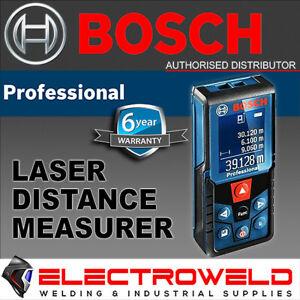 BOSCH 40m Laser Distance Measurer Range Finder, Area, Volume Calculator GLM 400